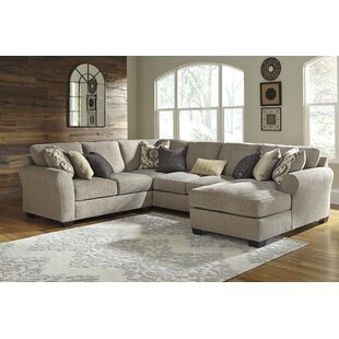 Middlet Sectional by Darby..