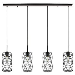 Gurrola 4-Light Kitchen Island Pendant By Ivy Bronx Ceiling Lights