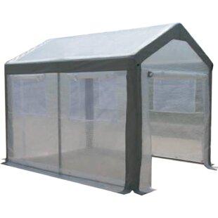Spring Gardener 6 Ft. W x 8 Ft. D Greenhouse  sc 1 st  Wayfair & Portable u0026 Small Greenhouses Youu0027ll Love | Wayfair