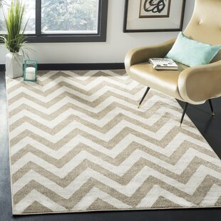Currey Wheat/Light Beige Indoor/Outdoor Area Rug