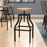 Donington Adjustable Height Swivel Bar Stool by Trent Austin Design®