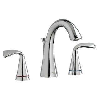 American Standard Fluent Widespread Bathroom Faucet with Drain Assembly