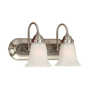 Best Choices 2-Light Vanity Light By Millennium Lighting