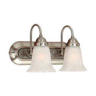 Order Watford 2-Light Vanity Light ByFleur De Lis Living