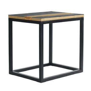 Affordable Studio End Table by Asta Furniture, Inc.