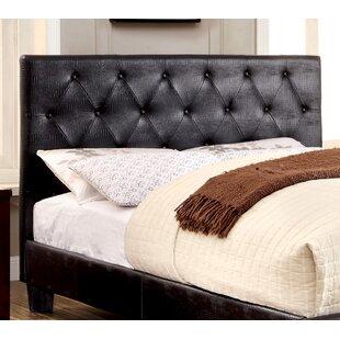 Clio Upholstered Platform Bed by Hokku Designs