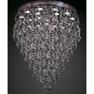 Andromeda 22-Light Semi-Flush Mount by Classic Lighting