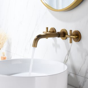 Vanity For Wall Mounted Faucet Wayfair