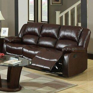 Hucksley Reclining Sofa by Red Barrel Studio Find