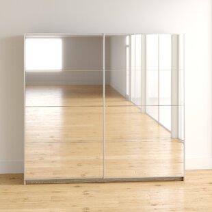 Moreno 2 Door Sliding Wardrobe By Rauch