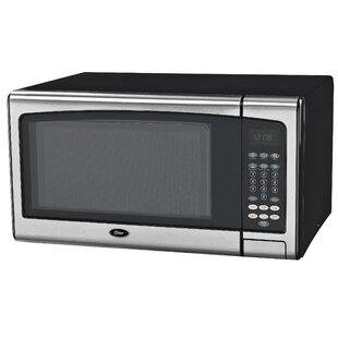 21'' 1.1 cu.ft. Countertop Microwave by Oster