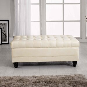 Dail Tufted Storage Ottoman by Darby Home Co