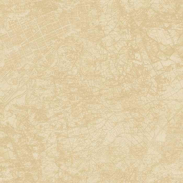 Vintage Classic Urban City Map 32 97 X 20 8 Abstract Wallpaper