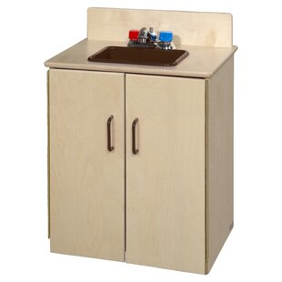 School Age Deluxe Sink Appliance by Wood Designs