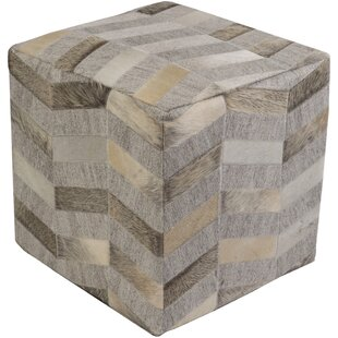 Shore Front Cube Ottoman by Br..
