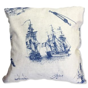Cape Cod Decorative Throw Pillow