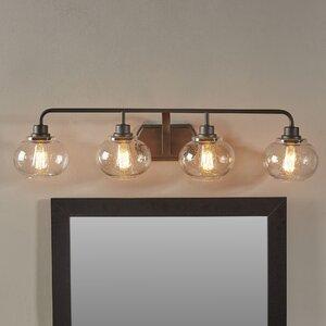 Braxton 4-Light Vanity Light