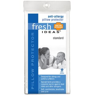 Fresh Ideas Anti-Allergy Pillow Protector