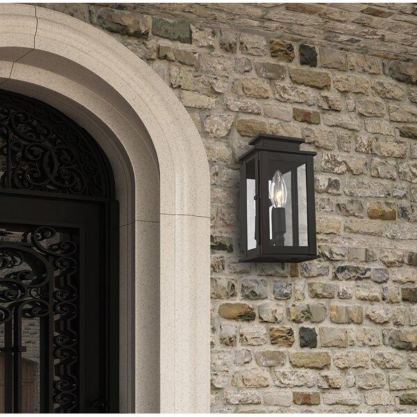 Gracie Oaks Gobinda Outdoor Wall Lantern Wayfair