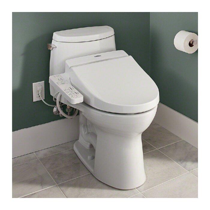 Fine Washlet A100 Elongated Toilet Seat Bidet Creativecarmelina Interior Chair Design Creativecarmelinacom