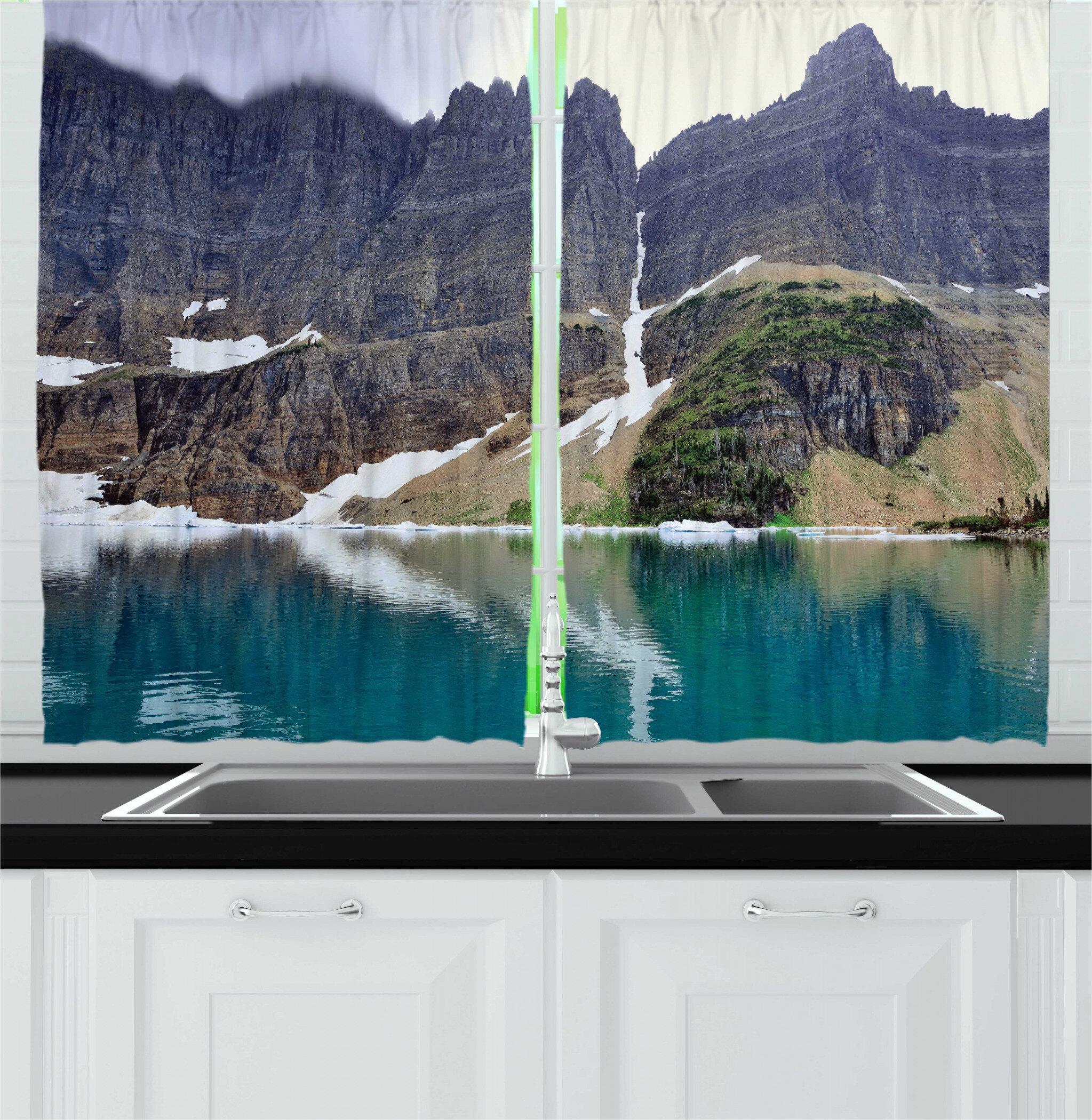 Park Design Valances Kitchen Curtains You Ll Love In 2021 Wayfair