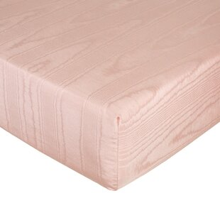 Andraid Fitted Sheet in Pink By Harriet Bee