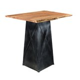 Mariano Bar Height Dining Table by 17 Stories