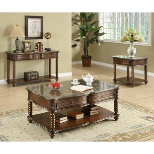 Top Reviews Lockwood Coffee Table by Woodhaven Hill
