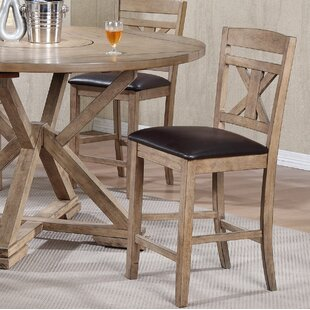 Clifford 25.75 Bar Stool (Set of 2) by Gracie Oaks