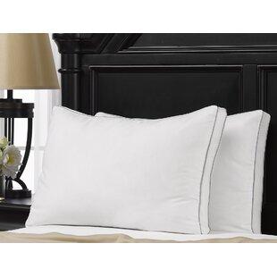Ella Jayne Home Exquisite Hotel Memory Foam Fiber Pillow (Set of 2)