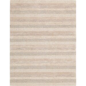 Sequoia Hand-Woven Ash Area Rug