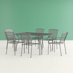 Myndi 6 Seater Dining Set Image