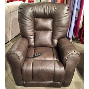 Grand Leather Power Lift Assist Recliner