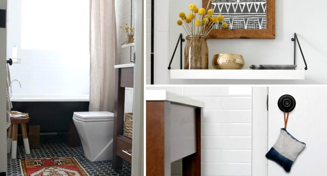 10 Small Bathroom Space Saving Ideas