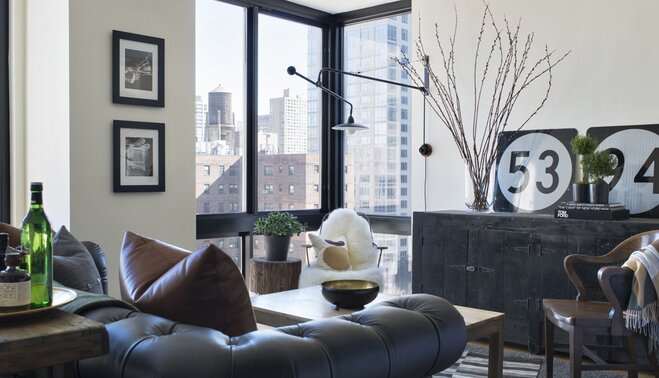 Get the Look Industrial Chic