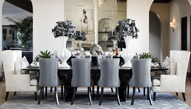 How to Choose a Dining Table Size | Wayfair