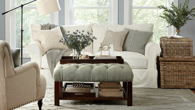 Living Room Organization Ideas | Wayfair