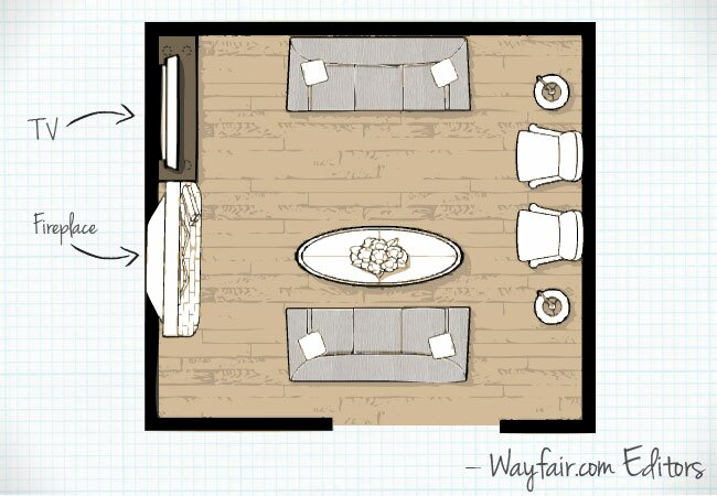 living room layouts wayfair