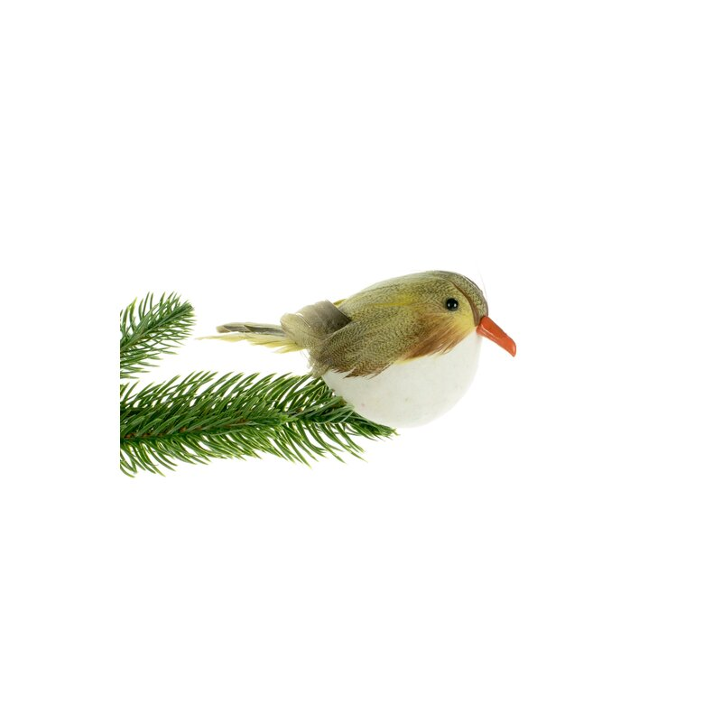Jj S Holiday Gifts Ltd Clip On Fat Bird Hanging Figurine Ornament Wayfair