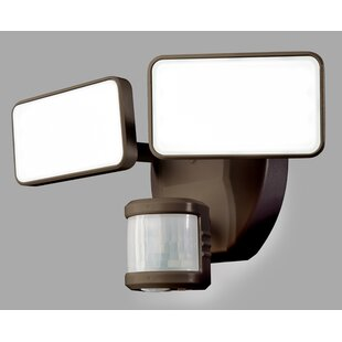Heath-Zenith LED Outdoor Security Flood L..