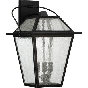Beardsley 3-Light Outdoor Wall Lantern by Darby Home Co