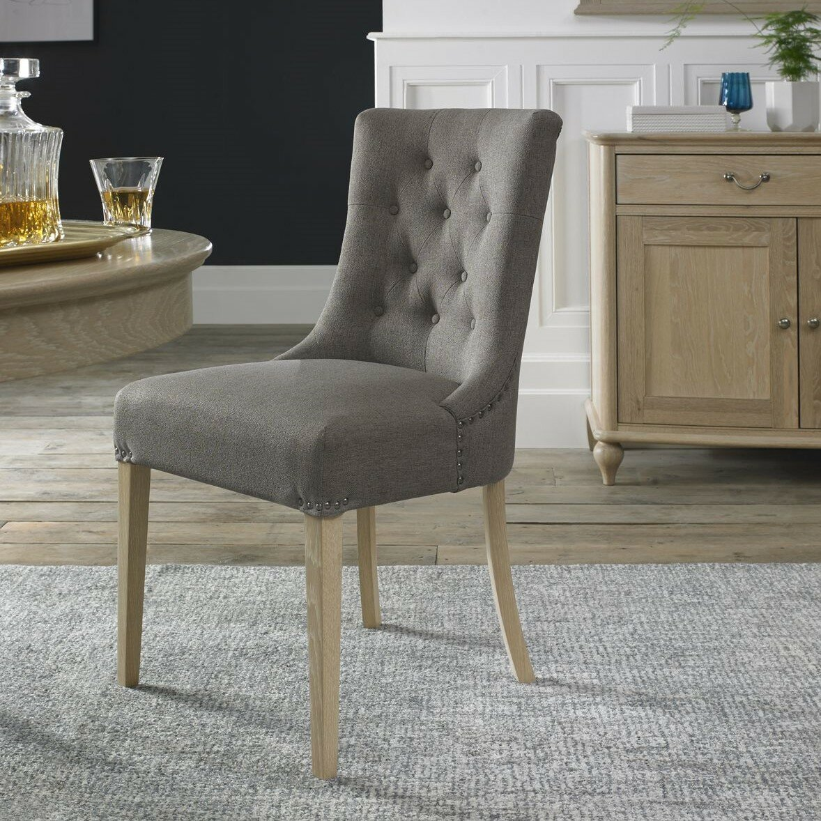 Cecile Upholstered Dining Chair