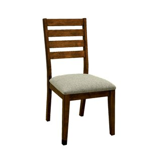 Resto Rustic Upholstered Dining Chair (Se..