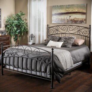 Frame Platform Bed by Red Barrel Studio