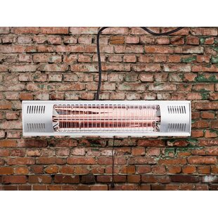 Fuego Infrared Patio Heater By Belfry Heating