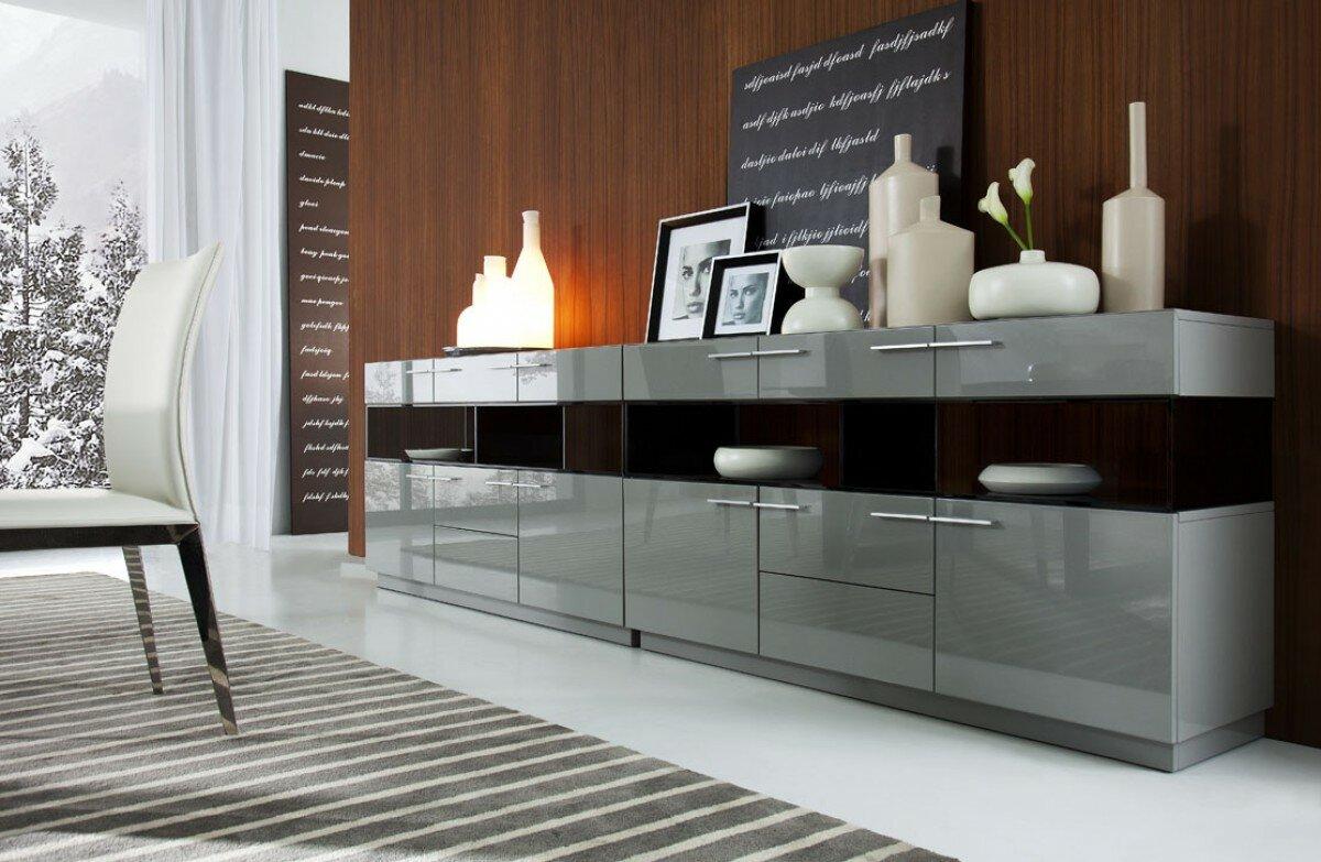 Modern Sideboard orren ellis camron modern sideboard reviews wayfair