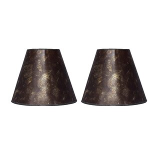 6 Mica Bell Lamp Shade (Set of 2)