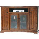 Boarstall Solid Wood Corner TV Stand for TVs up to 65 by Rosalind Wheeler