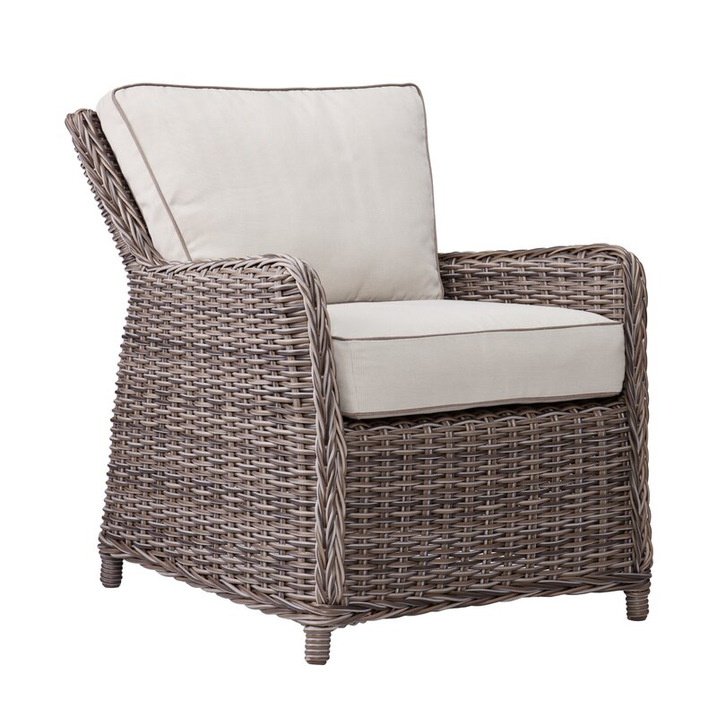 Kameron Lounge Chair with Cushion