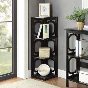 Beachcrest Home Ardenvor Corner Unit Bookcase